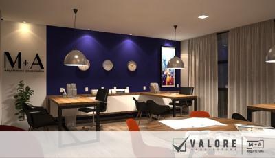 Interior M+A Arquitetos Associados